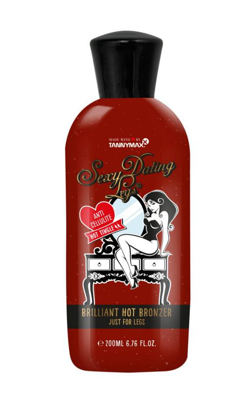 TANNIMAX Sexy Dating Legs HOT Energy 200ml