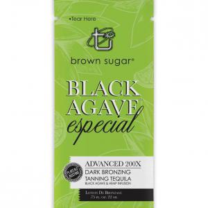 BLACK AGAVE especial 200x 22 ml