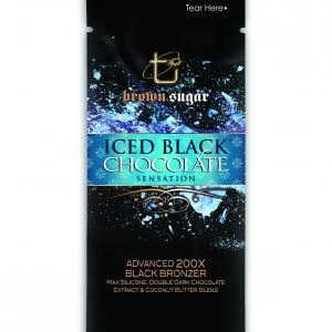 Iced Black Chocolate 200x 22ml