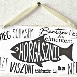 Horgászos termékek