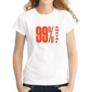 99% angyal póló