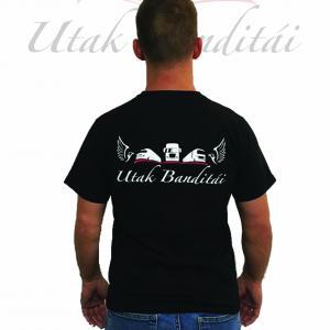 Utak Banditái férfi póló