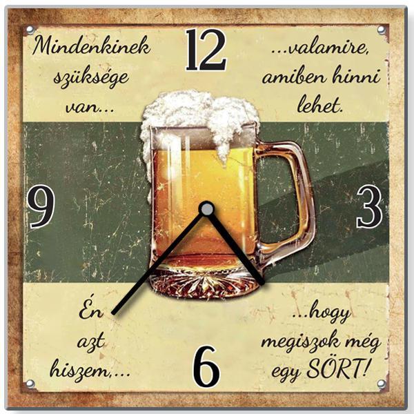 Falióra / Mindenkinek sör