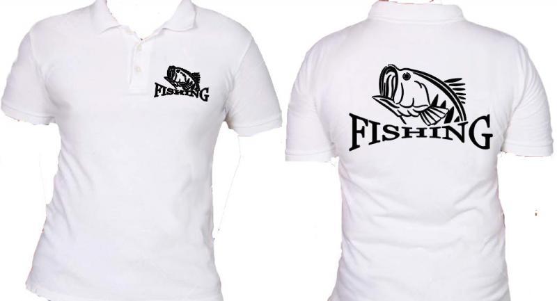 Galléros fishing póló