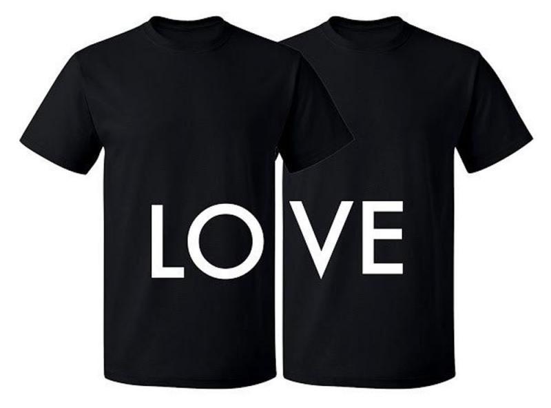 Love páros pólók
