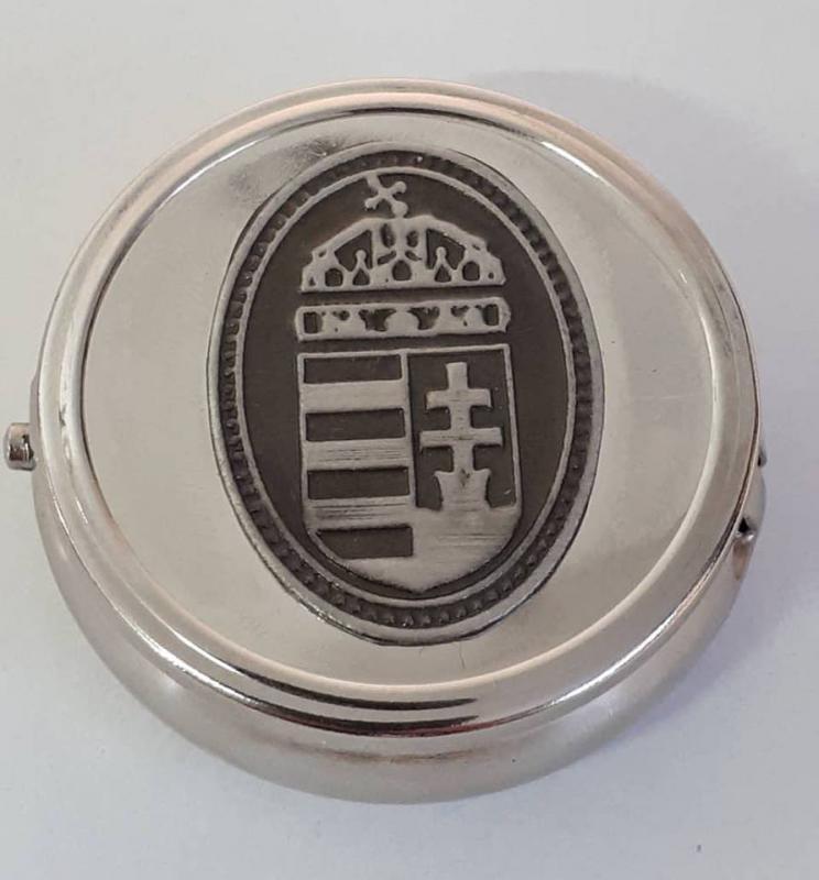 Magyar címeres szelence