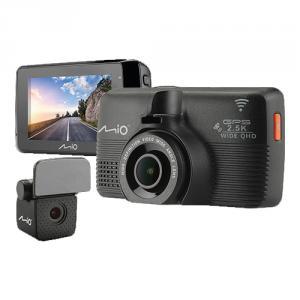 Autós navigációk menetrögzítő kamerával
