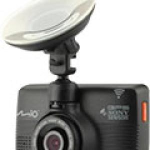 Mio Mivue 792 WIFI PRO Full HD autós menetrögzítő kamera SONY Starvis szenzorral+GPS