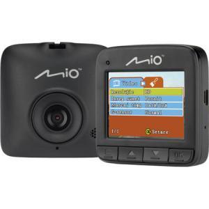 "Mio MiVue C310 DVR kamera, HD (720p) felvétel, 2,3"" kijelző AJÁNDÉK TOKKAL"