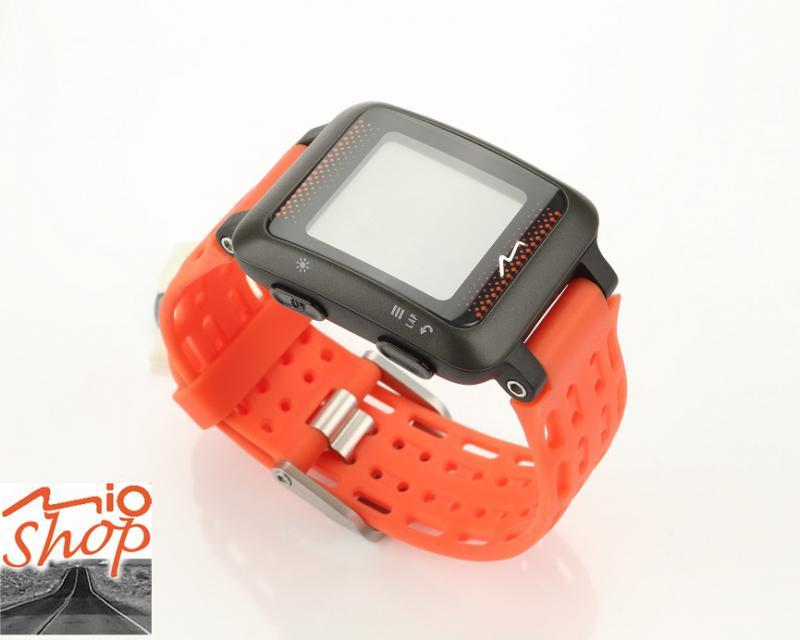 Mio MiVia Run 350 GPS-es futóóra