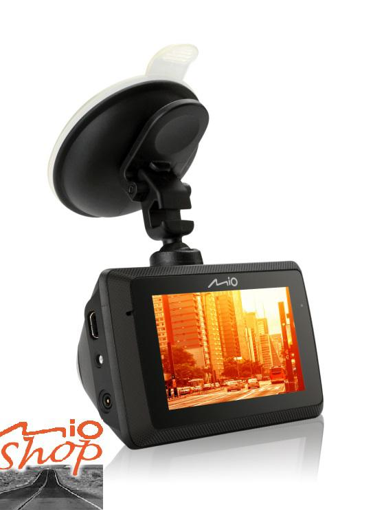 Mio MiVue 785 Touch Full Hd autós menetrögzítő kamera érintőképernyővel