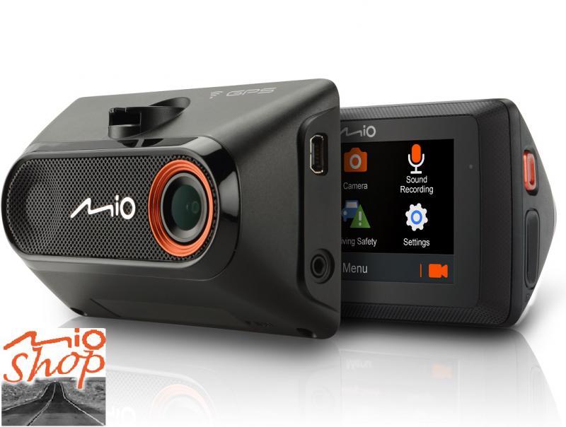 MIO MiVue 786 WIFI Full HD menetrögzítő kamera