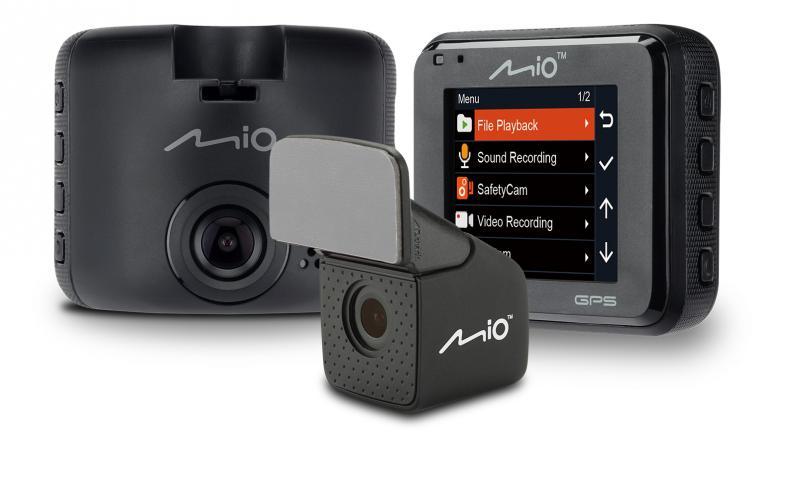 Mio MiVue C380 Dual autós menetrögzítő kamera