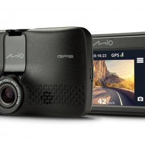 MIO MiVue 638 Touch 1080p Autós menetrögzítő kamera