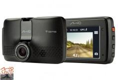MIO MiVue 658 WiFi Touch Super HD Autós menetrögzitő kamera (HD 2304 x 1296)
