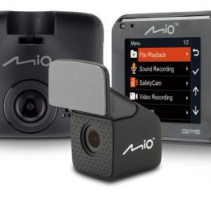 Mio MiVue 698 Dual autós menetrögzítő kamera