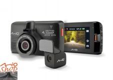 MIO MiVue 752 WIFI QHD Dual autós menetrögzítő kamera