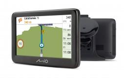 """Mio Pilot 15 LM 5.0"""" GPS navigáció,Teljes Európa térképpel Élettartam térkép frissítéssel"""