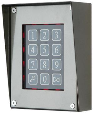 CODEFON 255/32 kártyaolvasós