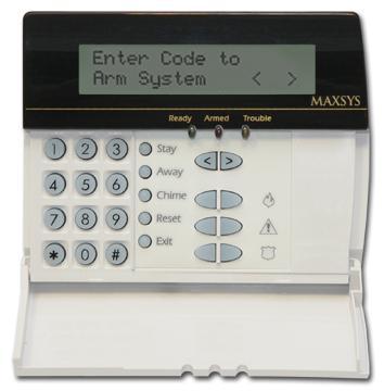 DSC LCD 4501