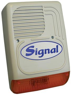 SIGNAL PS-128AL 7 hangú LED