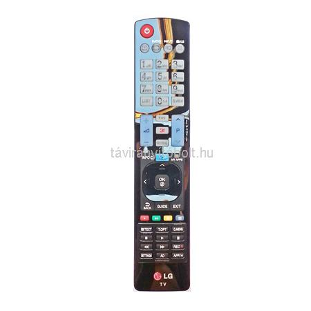 AKB73756502, AKB73756523, AN- CR400 EREDETI SMART LCD/TFT 3D, LG TÁVIRÁNYÍTÓ