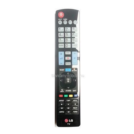 AKB73756565, AKB73756565 LG 3D, LCD, TFT, LED   EREDETI TÁVIRÁNYÍTÓ Smart TV(webOS)