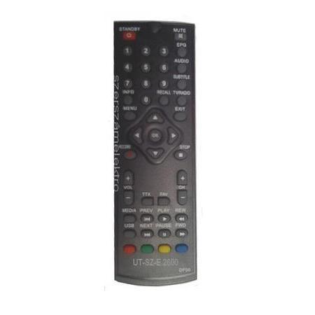 ALKOR TÁVIRÁNYÍTÓ, ALCOR HD 2600, 2650 DVB-T UT-SZ-E TÁVIRÁNYÍTÓ