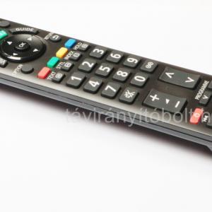 N2QAYB000125 /124 EREDETI PANASONIC HDD DVD TÁVIRÁNYÍTÓ