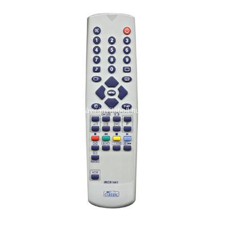 IRC81441, TV, VCR PHILIPS RC19039001/01 TÁVIRÁNYÍTÓ