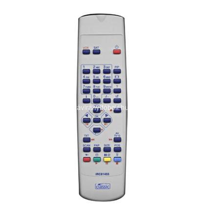IRC81455, TV/CRT,LCD+VCR+SAT GRUNDIG TP150C,TP160C TÁVIRÁNYÍTÓ