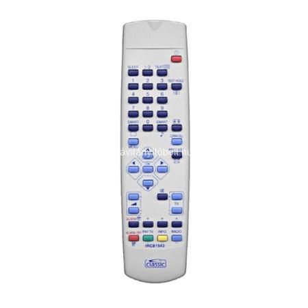 IRC81543 HOTEL-TV PHILIPS RC2884, RC2885, RC2886 TÁVIRÁNYÍTÓ