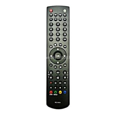LCD26ADVD, LCD- 26A, KOMBO LCD TV/DVD ALBA TÁVIRÁNYÍTÓ