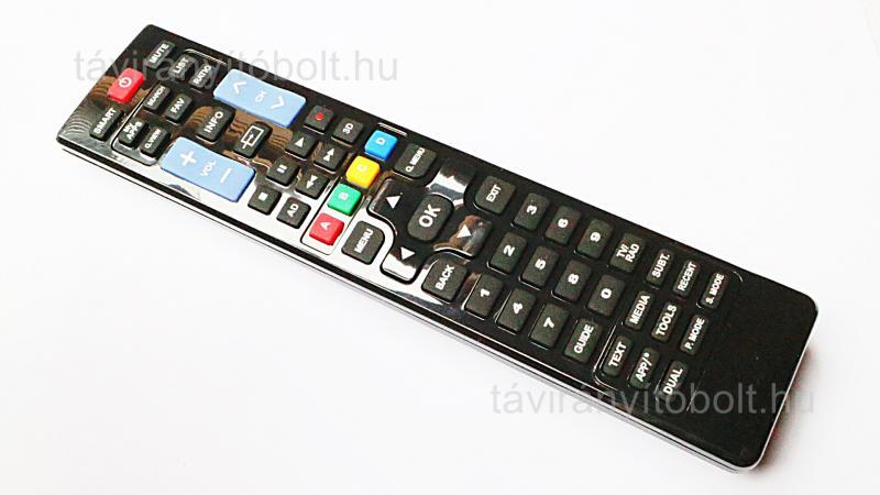 LG, SAMSUNG, LCD/TFT/PLAZMA TV TÁVIRÁNYÍTÓ UNIVERZÁLIS SMART FUNKCIÓS