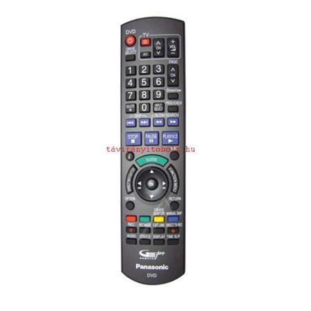 N2QAYB000124 EREDETI PANASONIC DVD HDD TÁVIRÁNYÍTÓ