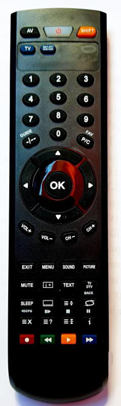 ORION PIF32D, PIF-32-D, LCD/TFT TÁVIRÁNYÍTÓ UTÁNGYÁRTOTT