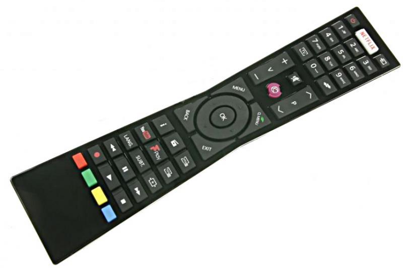 RM-C3231, RMC3231 YOUTUBE, NETFLIX JVC, EREDETI SMART TV TÁVIRÁNYÍTÓ