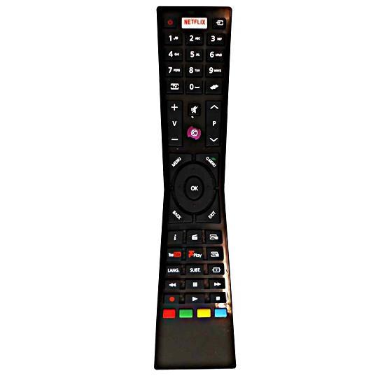RM-C3231, RMC3231 YOUTUBE, NETFLIX  JVC, TECHNIKA SMART TV HELYETTESÍTŐ TÁVIRÁNYÍTÓ