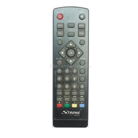 STRONG EREDETI SRT 8903 DVB-T TÁVIRÁNYÍTÓ.