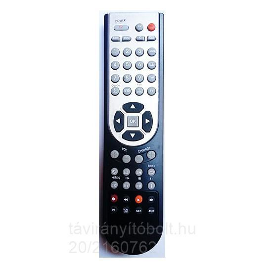 STRONG UTÁNGYÁRTOTT SRT 8903 DVB-T TÁVIRÁNYÍTÓ.