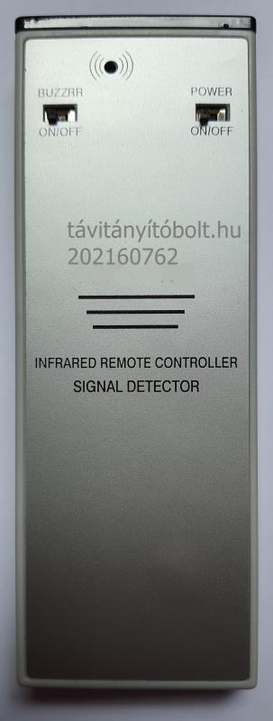 TÁVIRÁNYÍTÓ TESZTER TT003