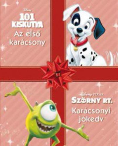 101 Kiskutya - Az első karácsony / Szörny Rt. - Karácsonyi jókedv
