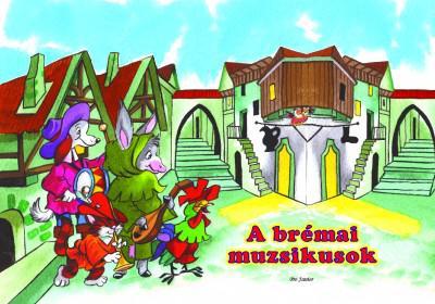A brémai muzsikusok - Leporelló