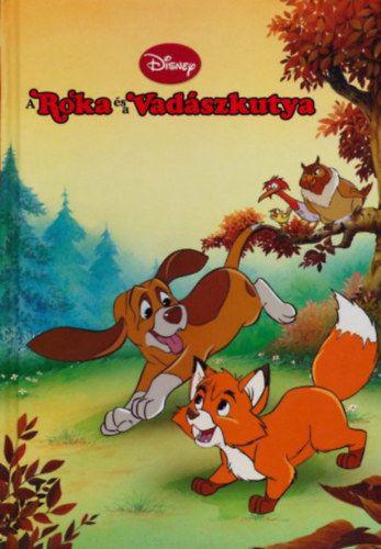 A Róka és a Vadászkutya - Disney Könyvklub ANTIKVÁR