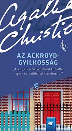 Az Ackroyd-gyilkosság-Agatha Christie