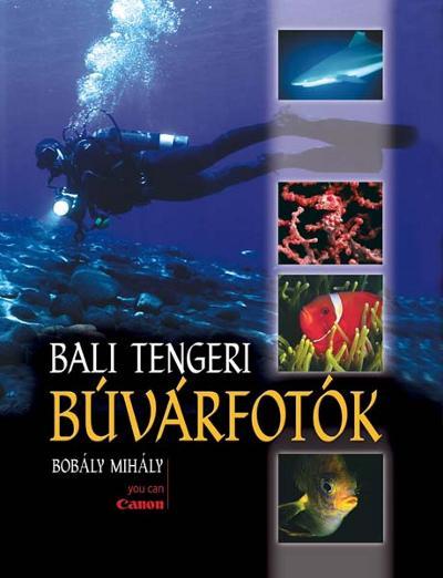 Bali tengeri búvárfotók
