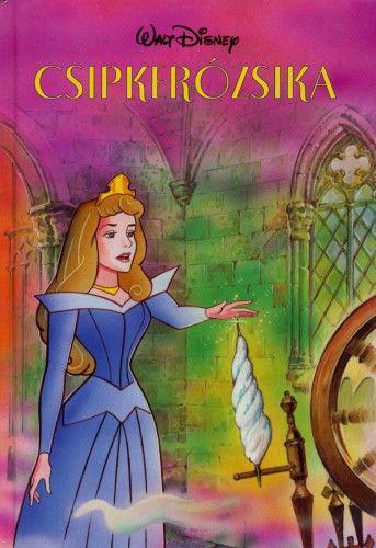 Csipkerózsika - Disney Könyvklub ANTIKVÁR