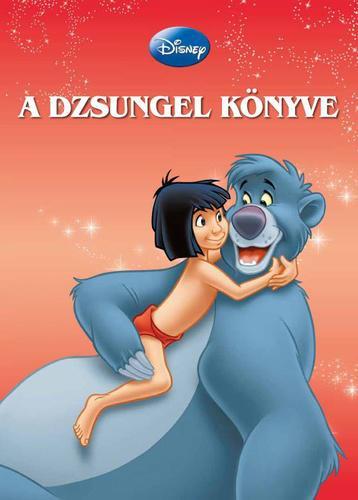 Disney-A dzsungel könyve (ANTIKVÁR)