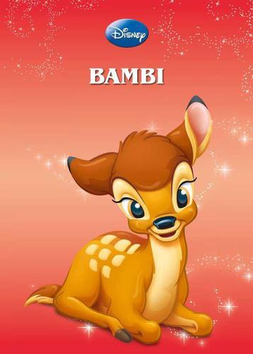 Disney-Bambi (ANTIKVÁR)