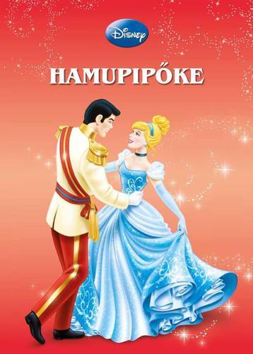 Disney-Hamupipőke (ANTIKVÁR)